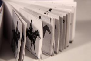 Folioscope, photo Ciclic-Yumi Uchida 2013.