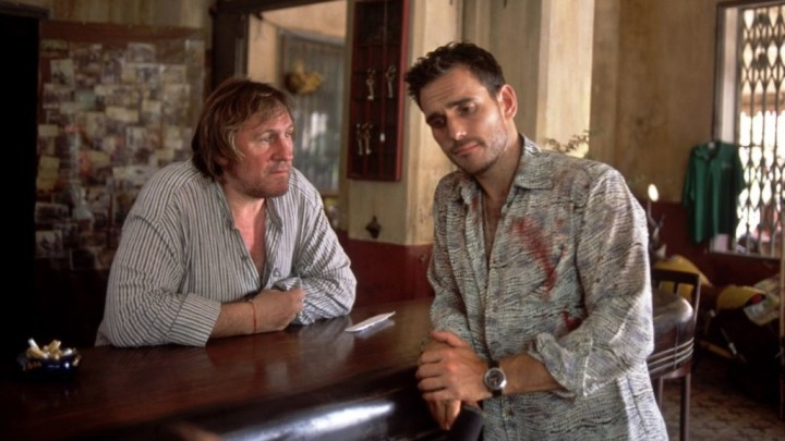 Matt Dillon et Gérard Depardieu dans City of Ghosts