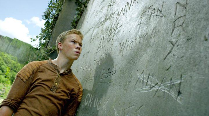 Will Poulter dans Le Labyrinthe