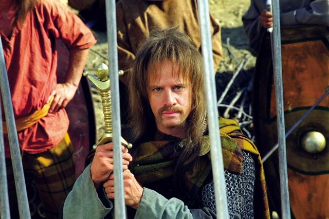 """Christophe Lambert dans """"Vercingétorix : La Légende du druide roi"""""""
