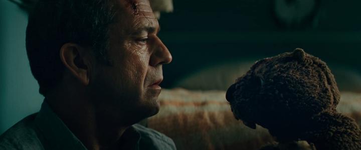 Mel Gibson dans le film Le Complexe du castor