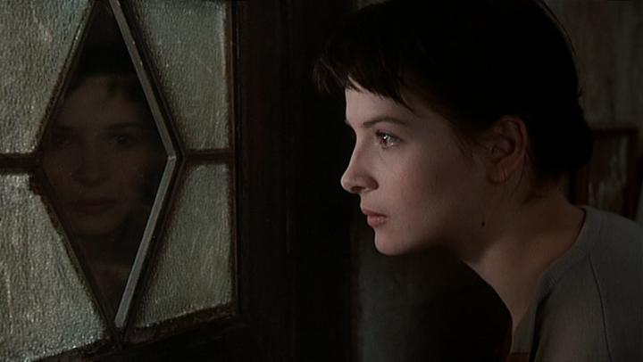 Juliette Binoche dans le film L'insoutenable légèreté de l'être